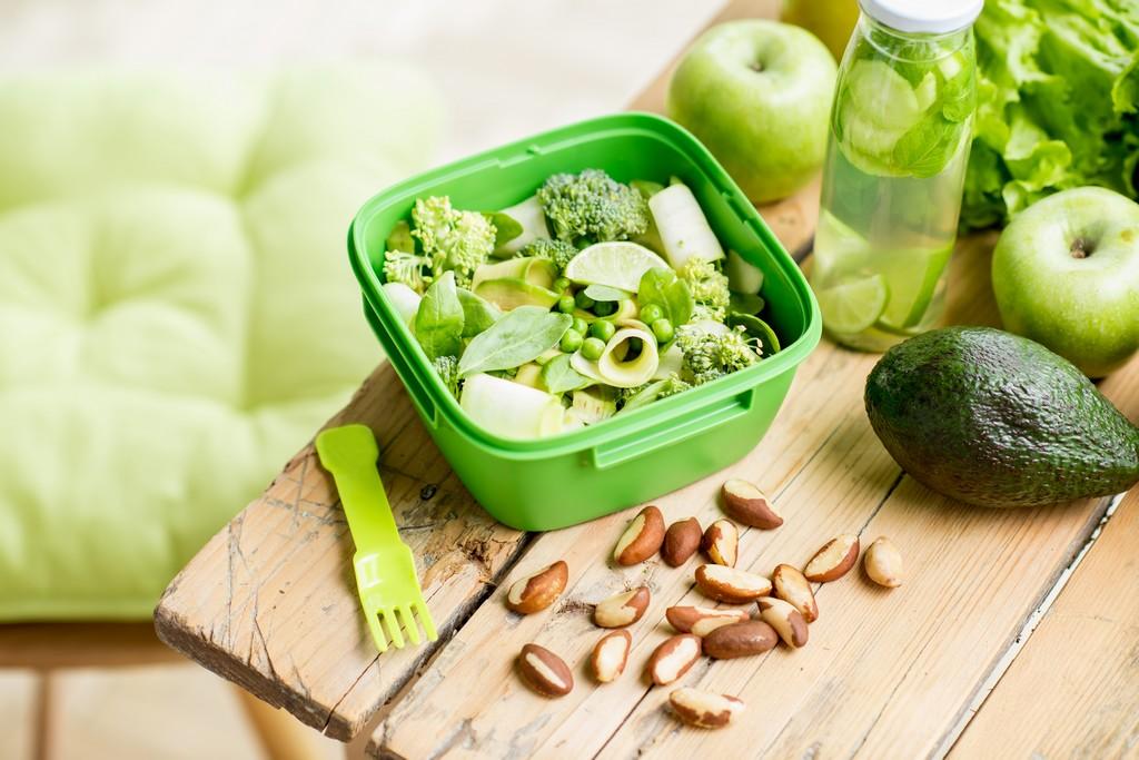insalata verdure alitosi